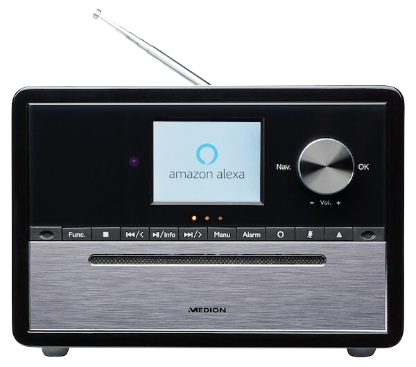 MEDION® LIFE® S64007 All-in-One Audio-System